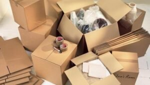 Packers and Movers from Pune to Aurangabad
