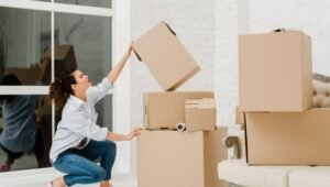 Packers and Movers from Pune to Gandhinagar